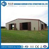 Diseño de acero estándar Australia Kit de Construcción de la estructura de acero de garaje con panel de poliuretano