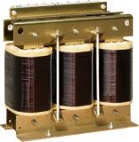 Stabilisateurs commandés de tension CA de relais complètement automatique de grande précision triphasé