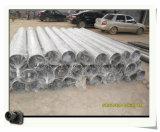 Tela cilíndrica de aço inoxidável 316L / tubo de água de profundidade / filtro de água
