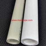 Heißes verkaufendes weißes zusammengesetztes Rohr der Wasserversorgung-PPR für kaltes Wasser