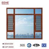 Horizontale Öffnungs-Seite hing Haus-Flügelfenster Windows