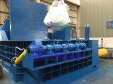 수평한 작은 조각 강철 관 쓰레기 압축 분쇄기