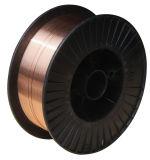 二酸化炭素MIGはEr70s-6 0.8mmをワイヤーで縛る