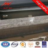 La SGS approuvé Golden 5-30 M poteaux en acier de la rue lumière solaire avec la peinture