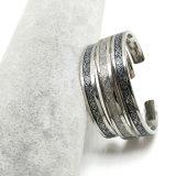 Armband van de Armband van de Juwelen van de Vezel van de Koolstof van de Juwelen van de manier de Zilveren
