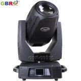 Gbr-GB350 17r bewegliches Hauptlicht der Träger-Punkt-Wäsche-3in1 350W