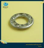 Het Messing van het Inlegsel van de Diamant van het Embleem van de douane om Oogjes voor Kledingstuk, Broeken