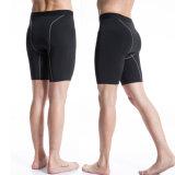 Pantaloni di scarsità asciutti rapidi di ginnastica del Mens di Shorts di sport del Mens di modo
