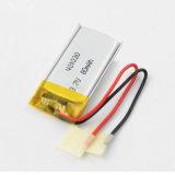 polimero ricaricabile del litio 80mAh della batteria 401030 del Li-Polimero 3.7V