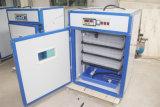 Kleiner angeschaltener Huhn-Ei-Solarinkubator und Ei Hatcher Tanzania