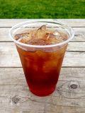 16 Unze-kalte trinkende Wegwerfplastikcup