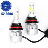 Luz interior de Lightech 36W 8000lumen alta potencia S2 9004 faros LED DE 12V 24V Vehículos