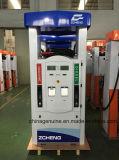 ZchengのGシリーズの新しい燃料ディスペンサー4nozzleの燃料ディスペンサーの新しいデザイン