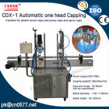 Automatische mit einer Kappe bedeckende Hauptmaschine CDX-1 für Reinigungsmittel