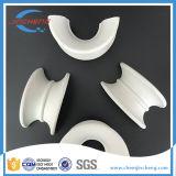 중국 25mm에 있는 새로운 세라믹 Pall 반지 패킹 주식 공장