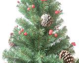120cmの人工的なクリスマスツリー