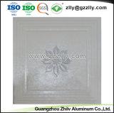De Chinese Klassieke Bloemen van het Plafond van de Druk van de Deklaag van de Rol van de Stijl Bloeiende Gouden