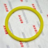 Usine initiale pour les pièces en caoutchouc personnalisées par joint circulaire en caoutchouc jaune de joint