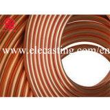Linha de produção automática chinesa da tubulação do cobre do condicionamento de ar