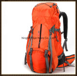 Migliori sport esterni di nylon adatti di corsa della montagna di grande capienza che fanno un'escursione il sacchetto dello zaino