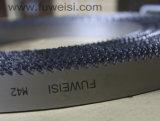 Высокое качество M42 Bi металлические ленточные пилы для резки машины