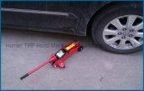 Bewegliche hydraulische Handmanueller Auto-Fußboden Jack der Laufkatze-2t mit Belüftung-Kasten