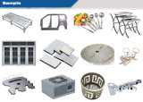 Baixo preço de corte a laser CNC máquina de corte de fibra a laser da Placa
