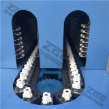 使用されたプラスチック注入のブロー形成は回転式ブロー形成機械を機械で造る