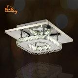 Lampadario a bracci a cristallo di alta qualità operata del prodotto per la decorazione delle scale