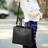 Singolo sacchetto di spalla del grado della signora PU dell'imbracatura superiore del sacchetto di cuoio