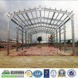 Edificio prefabricado del acero ligero