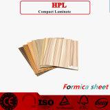 De Gelamineerde Compacte Raad HPL van uitstekende kwaliteit