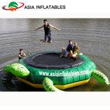 Bouncer inflável da água, Trampoline para a venda, Trampoline da água da água combinado