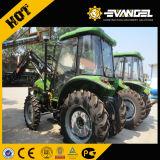 De MiniLandbouwbedrijf Gereden Tractor Lt604 van Lutong 60HP met VoorLader voor Verkoop