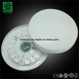 15W eingehangene Deckenleuchte der runden Form-LED Oberfläche