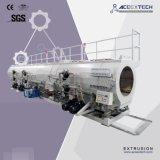 HDPE de Extruder van de Waterpijp van het Gas/Plastic Buis die Machine maken
