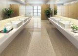 台所のためのLsP008白いシャクヤク/人工的な石造りの平板か浴室または壁または床