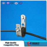 Hot-DIP гальванизированные стальные зажимы для подвешивания для кабеля ADSS