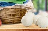 Sfera di lavaggio delle lane 6-Pack dell'essiccatore ecologico della lavanderia