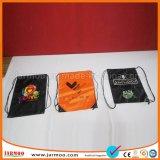 Petits sacs de cordon promotionnels colorés de coton