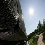 Архитектурные проволочной сетки декоративные проволочной сеткой