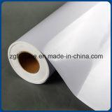 차 스티커를 인쇄하는 백색 까만 또는 회색 접착제 및 투명한 자동 접착 비닐 필름