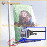 Rue lumière métal Pole enseigne publicitaire Hanger (BT-BS-047)