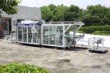 Máquinas Thermofomring com copo de vidro Pet Empilhador