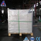 cremalheira de madeira ajustável da prateleira da capacidade 300kg