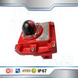 Rectángulo de interruptor de límite con el corchete del acero inoxidable