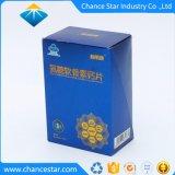 Het douane Afgedrukte Vakje van het Document van de Folie Kosmetische Verpakkende