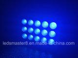 Anti-Glare LEIDENE van de Kleur van het Systeem DMX Lichten van RGB Veranderlijke IP67 Zuivere Witte Vloed van het Comité