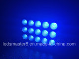 Sistema anti-reflexo de cor RGB DMX IP alteráveis67 LED branco puro de holofotes do Painel