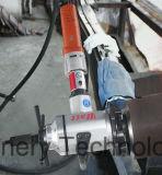 Máquina que bisela del tubo portable para el petróleo y el gaseoducto